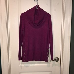 Loft cowl neck sweater!!!